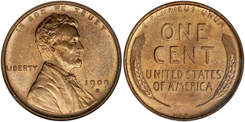 Lincoln wheat cent